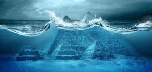 Besar Kemungkinan Piramid dan Sphinx Berusia 800