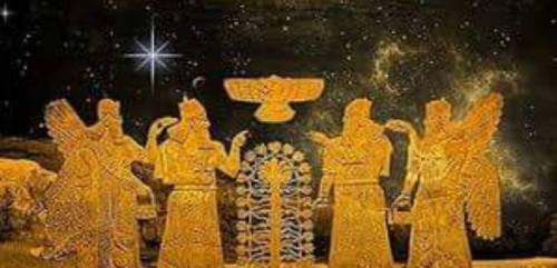 Anunnaki – Mitologi Sumeria