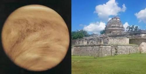 Observatorium Astronomi Kuno Maya   Mengungkapkan …