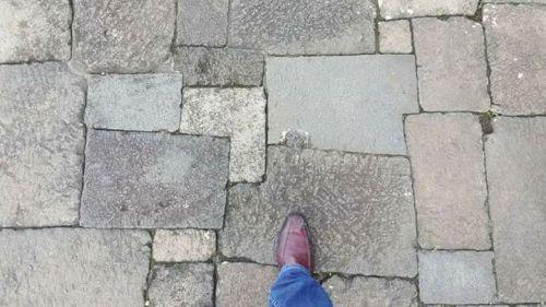 Batuan lantai smua candi di Nuhsantara berbeda2 n …