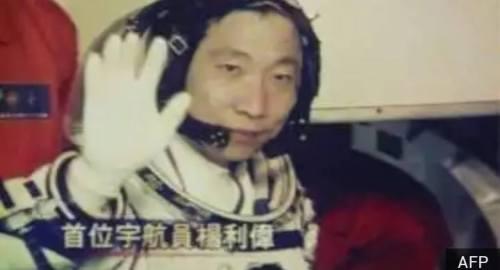 Astronot Cina Dikejutkan Suara Mengetuk di Angkasa …