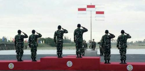Petembak TNI AD Berlaga di Filipina, Rebut 13 …