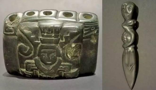 Artefak Kolombia yang Aneh Dibuat Dengan Teknologi …