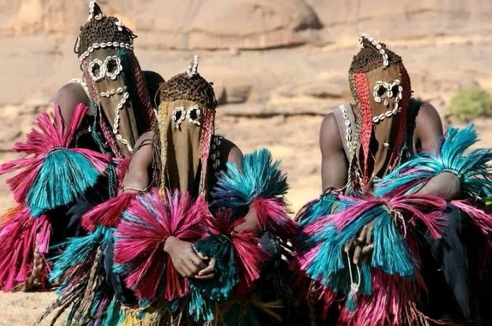 Dogon Suku Afrika Dan Hubungan Mereka dengan …