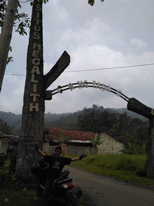 Wiken kunjungan ke Situs Piramida Gunung Padang …