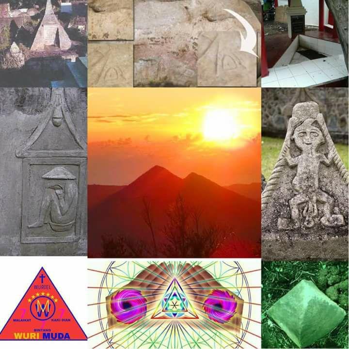 THE SECRET of symbol Segitiga and Pyramid in …