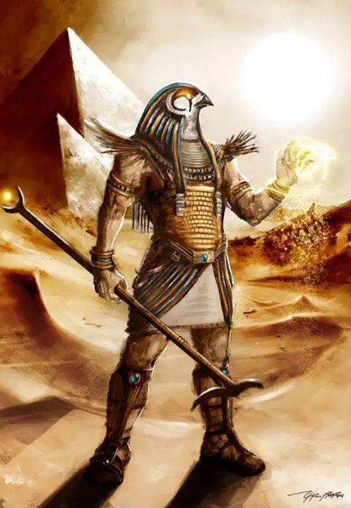 Shemsu Hor (Pengikut Horus), Sang Arsitek Langit …