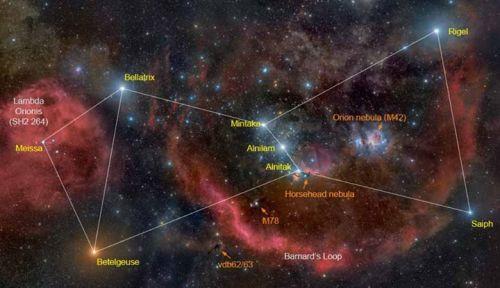 Orion Lebih Dari Sekedar Sebuah Konstelasi. …