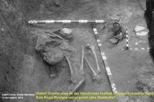 Raksasa  Hyperborea Kuno dan Ruang Serambi  Bawah …