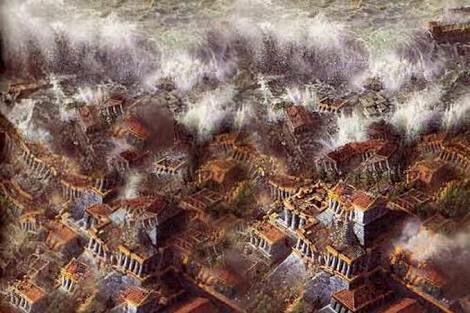 Sekilas Banjir Nuh …