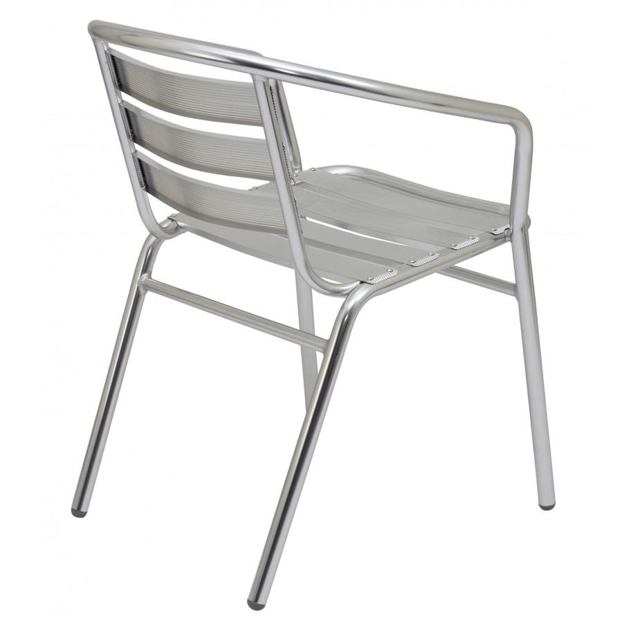 Plaza Aluminium Bistro Chair