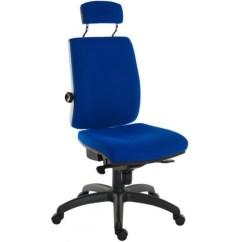 Vista Posture Chair Foldable Lounge Office Chairs   Ergonomic Desk