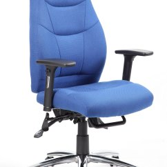 Posture Executive Leather Chair Pier 1 Cushions Fabric Office Chairs Desk Fabrics