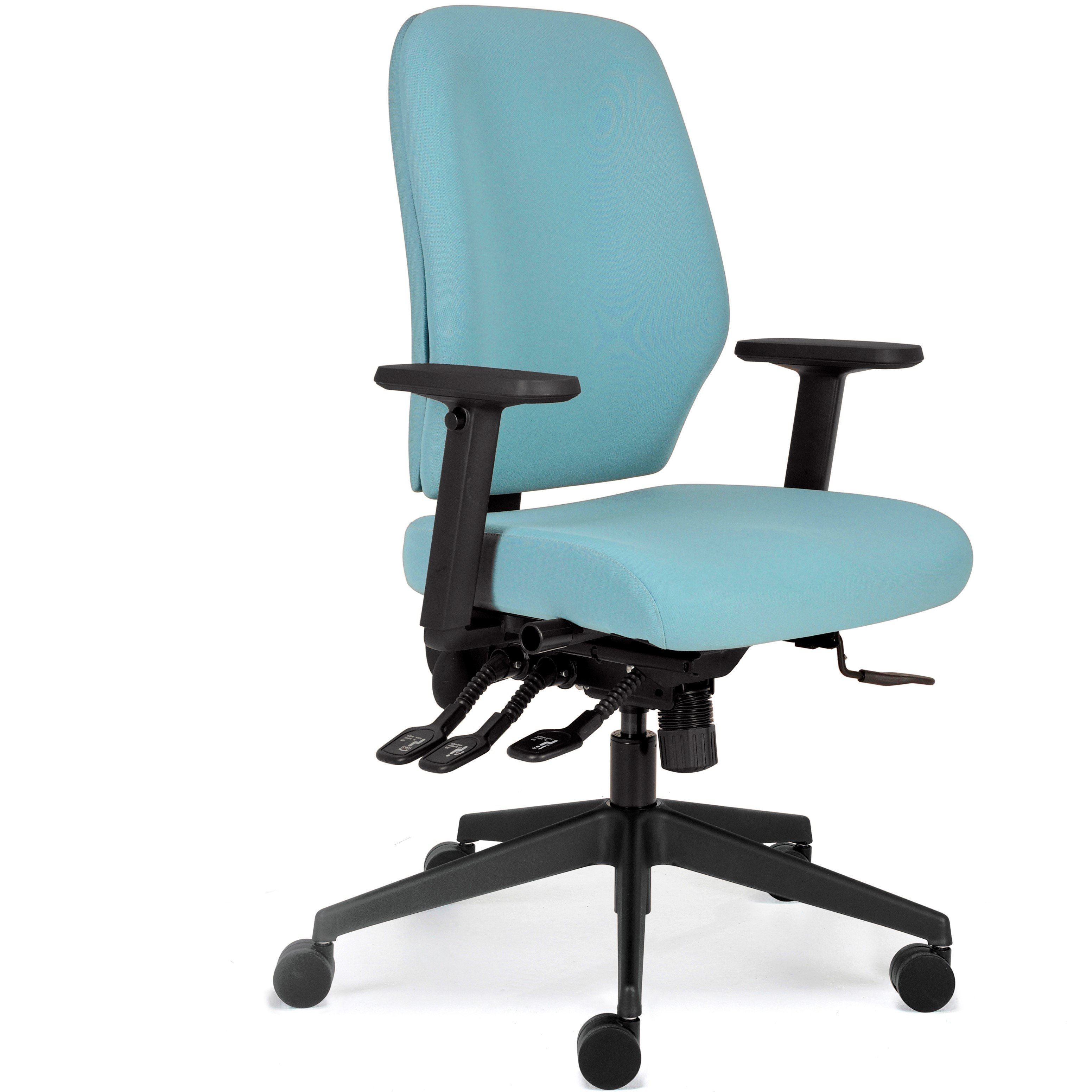 posture executive leather chair kid folding camp chairs with carrying bag mento fabric task