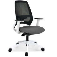White Mesh Office Chair Uk Design In Solidworks I Can Whiteframe Task