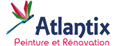 Atlantix : Peinture et Rénovation : Revêtements muraux, peinture intérieure et décoration, peinture extérieure et de façade dans tout l'ouest de la loire Atlantique