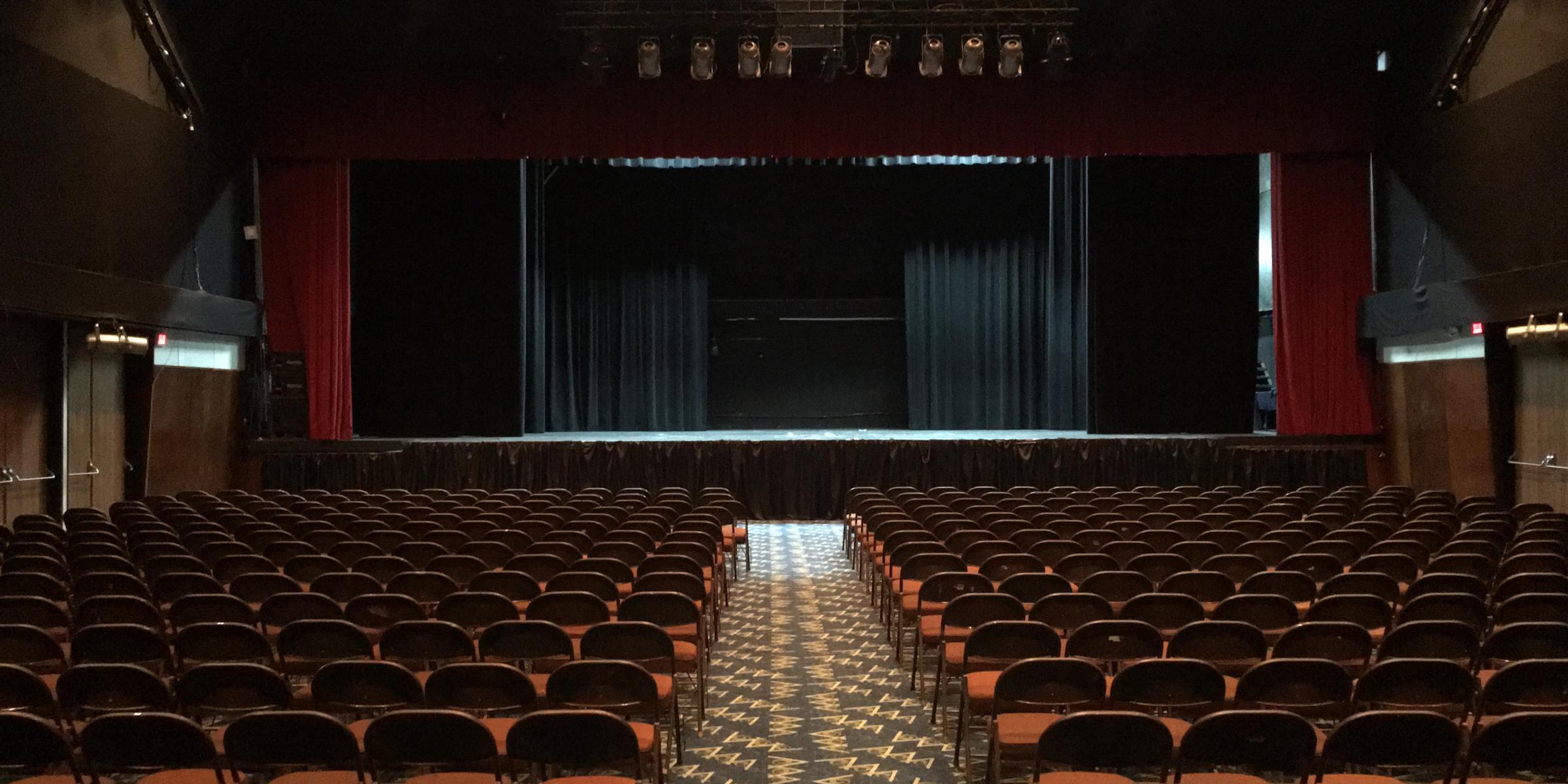 Teatro La Huaca  Atlapa