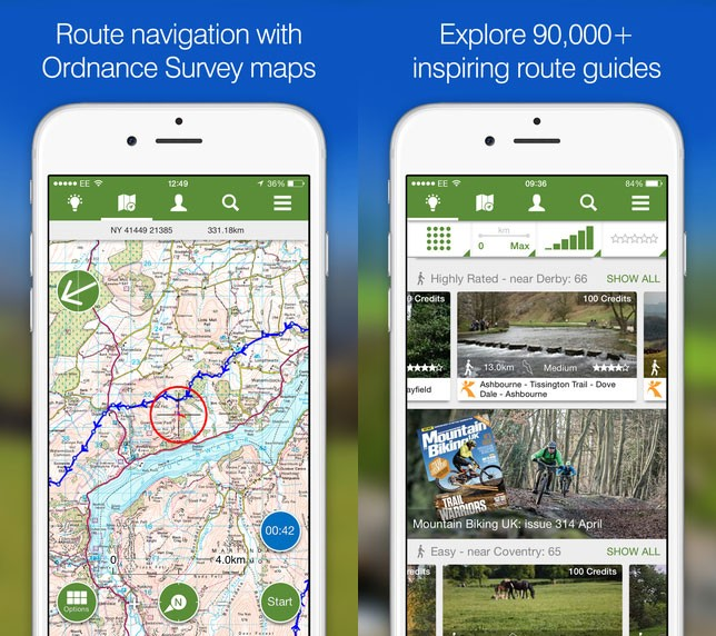 15 best hiking apps | Atlas & Boots