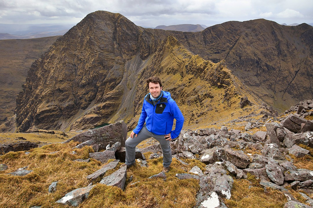Climbing Carrauntoohil Irelands highest mountain  Atlas