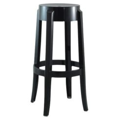 Ghost Bar Chair Best Office For Lower Back Support Stool Black Chairs And Seating Rentals South Florida