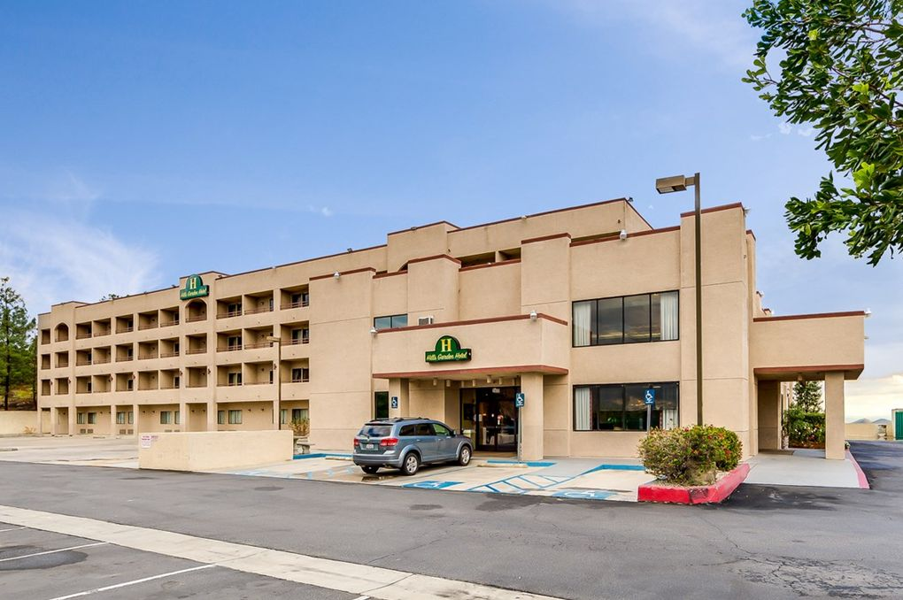 Hills Garden Hotel (San Bernardino)