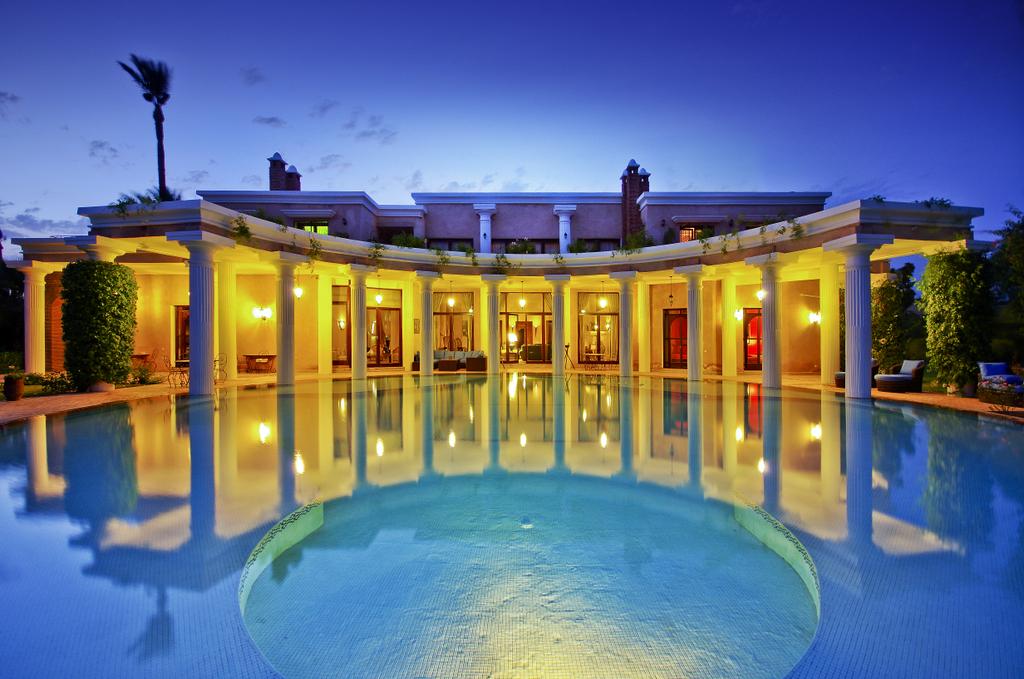 Somptueuse villa  Atlas Immobilier
