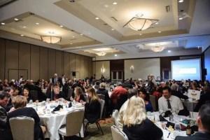 Atlas Awards Banquet Group Photo