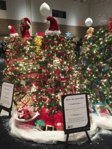 Atlas's 2015 Festival of Trees Submissions