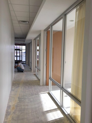 Office Hallway 03-03-16