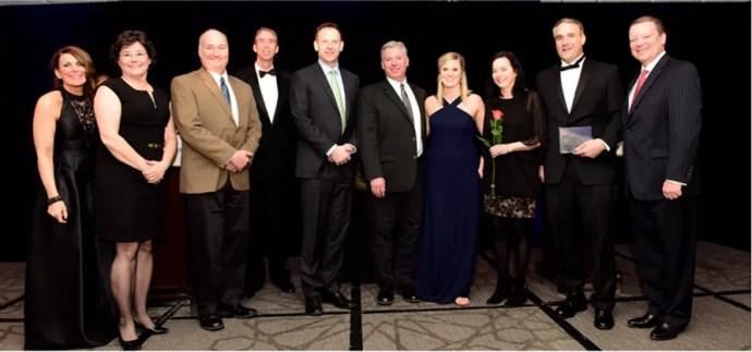 AAA and Atlas at the 2016 AAA Awards Banquet