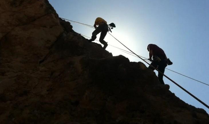 climbing gear