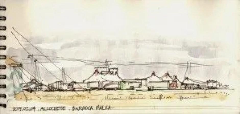 Alcochete Circus in Town