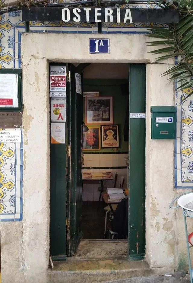 Osteria Atlas Lisboa