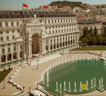 """to Nov 18   EXHIBITION   """"The Future Of Lisbon""""   Praça do Comércio   3€ @ Torreão Poente do Praça do Comércio   Lisboa   Lisboa   Portugal"""