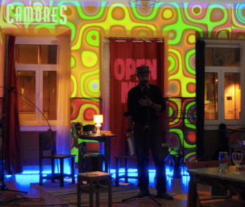 Bi-Weekly | OPEN MIC | Tuesday nights at Camones Cinebar | Graça | FREE @ Camones Cinebar | Lisboa | Lisboa | Portugal