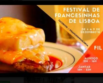 to Dec 9 | FOOD FEST | Festival de Francesinhas de Lisboa | Oriente | TBD @ FIL - Feira Internacional de Lisboa | Lisboa | Lisboa | Portugal