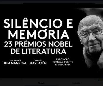 to Feb 24 | PHOTOGRAPHY EXHIBIT | Silence and Memory : 23 Nobel Prizes in Literature | Alfama | 3€ @ Fundação José Saramago | Lisboa | Lisboa | Portugal