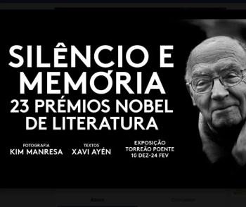 to Feb 24 | PHOTOGRAPHY EXHIBIT | Silence and Memory : 23 Nobel Prizes in Literature | Alfama | 3€ @ Fundação José Saramago | Lisboa | Lisboa | Portugal