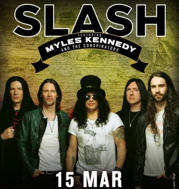 ROCK CONCERT | Slash | Campo Pequeno | 22.52€ to 36.59€ @ Campo Pequeno | Lisboa | Lisboa | Portugal