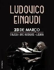 PIANO CONCERT | Ludovico Einaudi | Chiado | 30€-270€