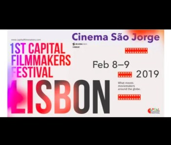 to Feb 9 | FILM | Capital Film Makers Festival in Lisbon | Avenida | 4€ @ Cinema São Jorge | Lisboa | Lisboa | Portugal
