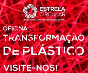 to Feb 28 | WORKSHOP | PlasticØ Circular na Estrela Circular | Estrela | FREE