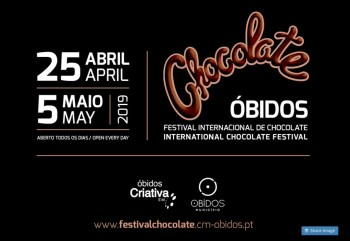 to May 5 | FOOD FEST | Óbidos Chocolate Festival | TBA @ Óbidos | Óbidos Municipality | Leiria District | Portugal