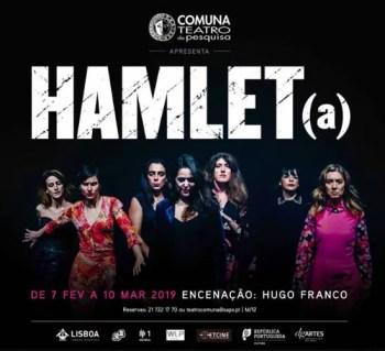 to Mar 10 | THEATER | HAMLET(a) | Praça de Espanha | 5-10€ @ Teatro da Comuna | Lisboa | Lisboa | Portugal