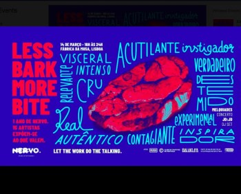 ART EXHIBIT | NERVO: Less Bark, More Bite | Marvila | FREE @ Cerveja Musa | Lisboa | Lisboa | Portugal