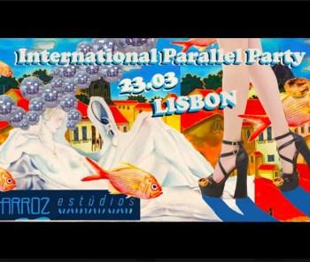 PARTY | Palace Parallel Party at Arroz Estùdios | Cacilhas | FREE-5€ @ Arroz Estúdios | Portugal