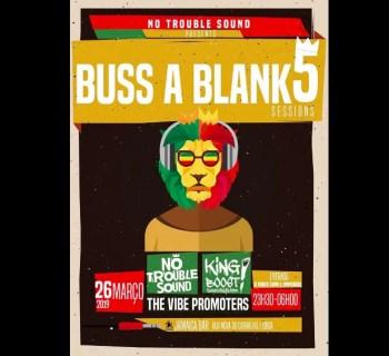 MUSIC | Buss A Blank Session #5 | Cais do Sodré | 5€ @ JAMAICA LISBOA | Lisboa | Lisboa | Portugal