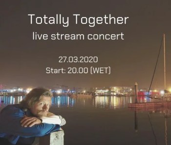 LIVE STREAM CONCERT | Totally Together  | ONLINE | FREE