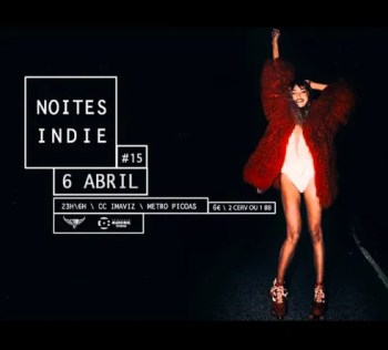 LIVE MUSIC | Noites Indie #15: Join the Rock'n'Roll Revolution | Picoas | 6€ @ MetropolisClub | Lisboa | Lisboa | Portugal