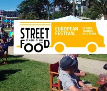 to May 1 | FOOD | 2019 European Street Food Festival | Estoril | FREE @ Jardins do Casino Estoril | Estoril | Lisboa | Portugal